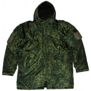 Zimní bunda A-Tacs (ruska cifra)