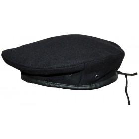 Černý baret (se švem)
