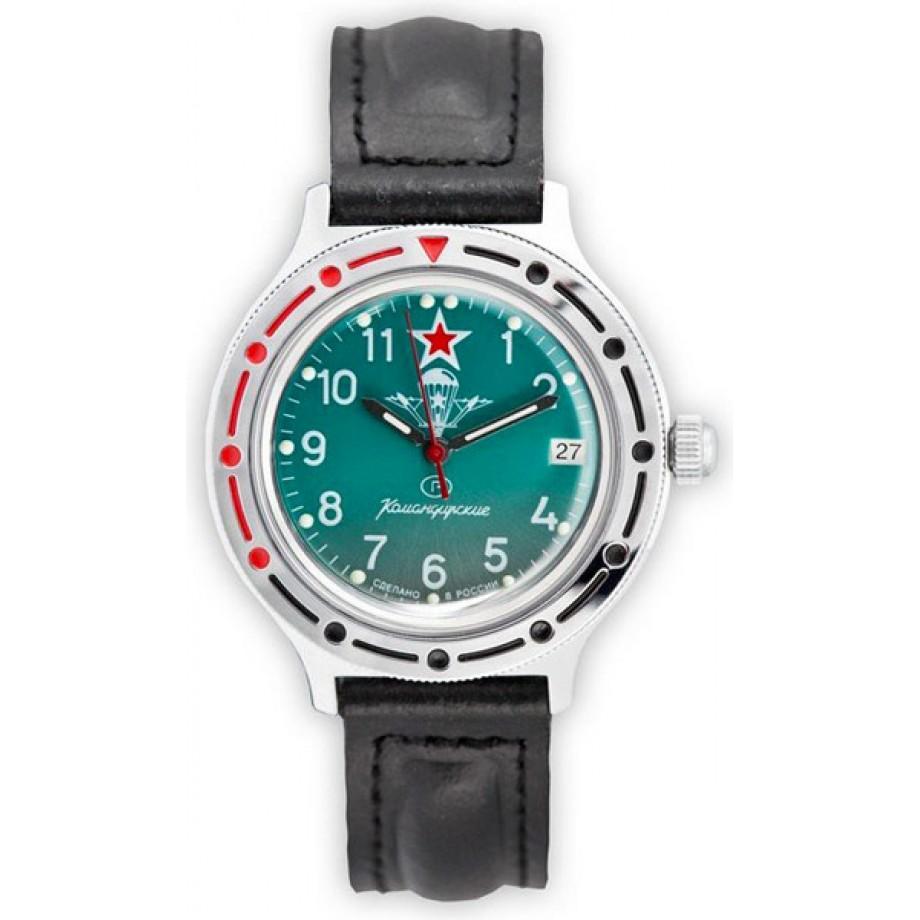 Ruské hodinky VOSTOK Komandirskie (921307) 0341419ee97