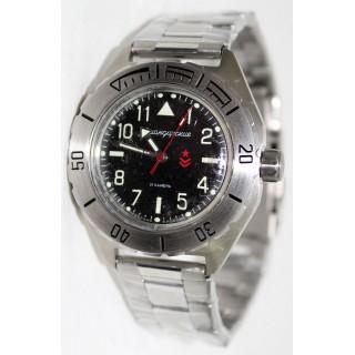 Ruské hodinky VOSTOK Komandirskie K-65 (650540)