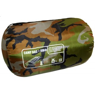 "Spací pytel ""Camp Bag"" (do 0С), Kukla"
