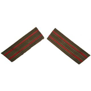 Vojenské nárameníky MO (Ministerstvo obrany SSSR)
