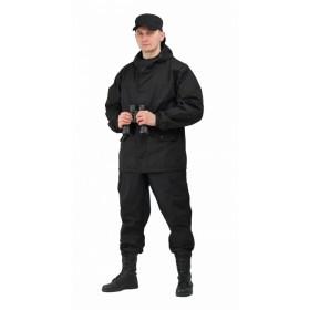 """Souprava """"Gorka 3"""" černá FSB (RIP-Stop)"""