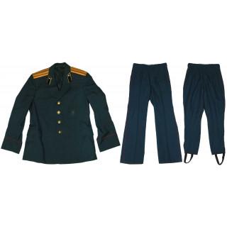 Vycházková uniforma (podplukovník SSSR)
