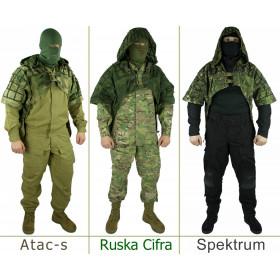 """Maskovací pončo snajpera """"Přízrak"""" (SSO)"""