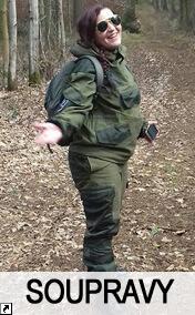 Soupravy - Ruská vojenská uniforma