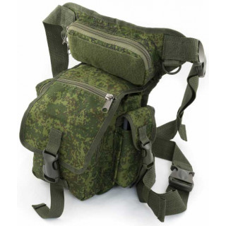 "Taktická taška na stehno ""Operativník"" (Ruska Cifra)"