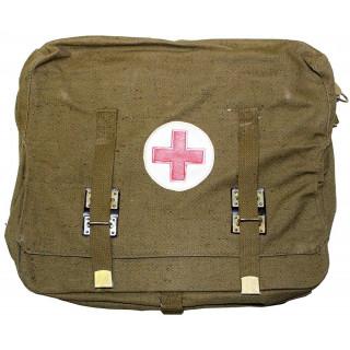 Taška vojenského lékaře (Oliva)