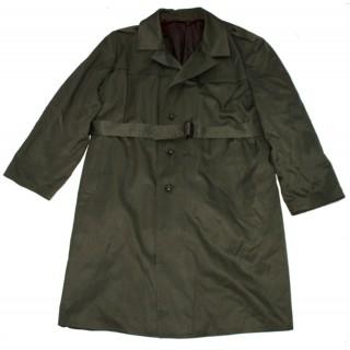 Kabát důstojnický SSSR (tmavě-zelený, podšívka)