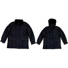 Zimní bunda POLICIE s kapucí