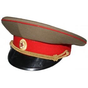 Vojenská brigadýrka SSSR (s hvězdou)