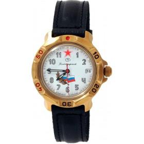 "Ruské hodinky VOSTOK Komandirskie ""Vlajka"" (439277)"