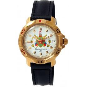 """Ruské hodinky VOSTOK Komandirskie """"Pohraničník"""" (439878)"""