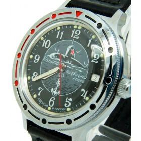 "Ruské hodinky VOSTOK Komandirskie ""Kapitán ponorky"" (921831)"