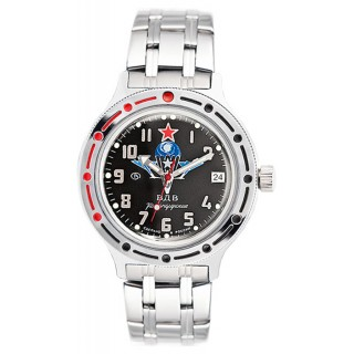 """Ruské hodinky VOSTOK Komandirskie """"VDV"""" Amfibie (420288)"""