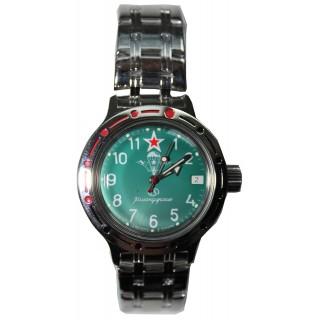 """Ruské hodinky VOSTOK Komandirskie """"VDV"""" Amfibie (420307)"""