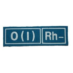 "Nášivka ""O(I) RH-"" VDV"