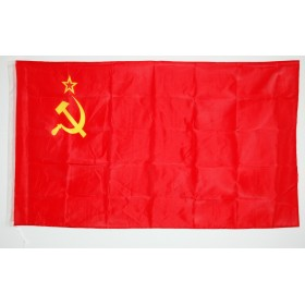 Vlajka SSSR (Svaz sovětských socialistických republik)