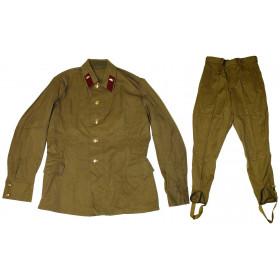 Gimansterka + kalhoty (tankista)