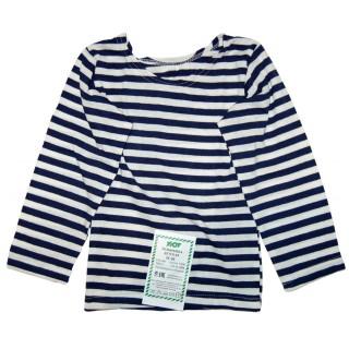 Ruské námořnické triko (tmavě-modré, pro děti)